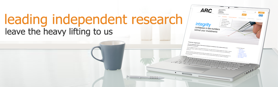 leading independent research